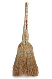 Old broom Stock Images