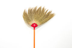 Old broom Royalty Free Stock Photography