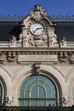 Old Brotteaux station in Lyon Royalty Free Stock Photos