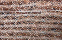 Old broun brick background for desing. Old broun brick wall. Broun brick background stock image
