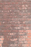 Old brown brick wall Royalty Free Stock Photography