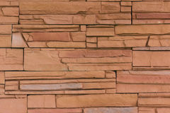 Old Brown Bricks Wall Stock Photos