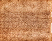 Old Brown Cardboard Box Textured Background Royalty Free Stock Image