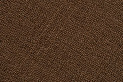 Old brown cloth texture. Royalty Free Stock Photography