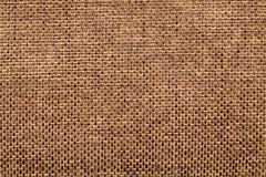 Old brown cloth texture. Beautiful old brown cloth background texture in high resolution Stock Photos