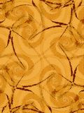 Old Brown Colored Background Stock Photo