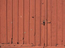 Old brown doors wood background texture Royalty Free Stock Photography