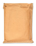 Old brown envelop Royalty Free Stock Photography