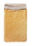 Old brown envelope royalty free stock photos