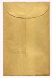Old Brown Envelope Royalty Free Stock Photo