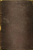 Old Brown leather book texture stock photos