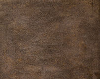 Old brown leather frame old Royalty Free Stock Photo