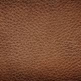 Old brown leather texture. The Old brown leather texture Royalty Free Stock Image