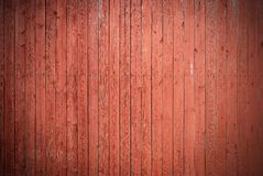 Old brown painded fence. Stock Photography
