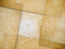Old brown paper Royalty Free Stock Photography