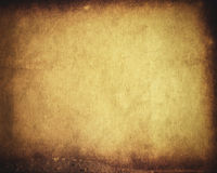 Old brown paper Royalty Free Stock Image