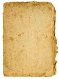 Old brown paper Royalty Free Stock Images