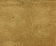 Old brown paper background Royalty Free Stock Images