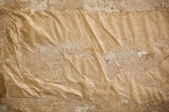 Old Brown Paper Background Royalty Free Stock Photos