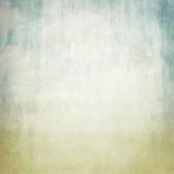 Old brown paper background texture and blue sky view royalty free stock photos