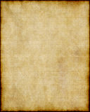 Old brown paper or parchment vector illustration