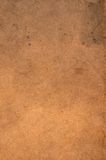 Old brown paper with space for text or image. It like vintage style Stock Image
