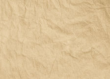 Old Brown Paper texture for background. Royalty Free Stock Photos