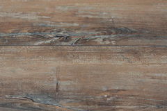 Old brown rustic wood background, wooden surface with copy space. Board, texture. Stock Image