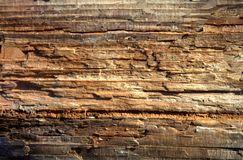 Old brown rustic wooden background,wooden surface with copy space. Board, texture. Ancient, antique board. texture, architecture royalty free stock photo