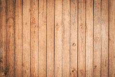 Old Brown wood background Stock Photography