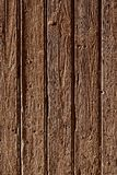 Old brown wood background Royalty Free Stock Images