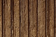 Old brown wood background Stock Photos