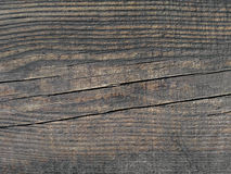 Old brown wood board surface texture photo Stock Images