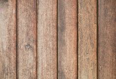 Old brown wood plank wall texture background.  royalty free stock photo