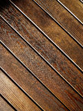 Old brown wood texture Royalty Free Stock Photography