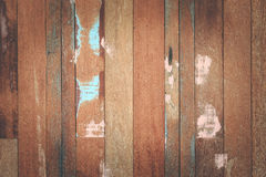 Old brown wood texture and background Stock Image
