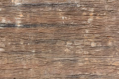 Old brown wood texture. Royalty Free Stock Image