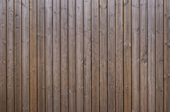 Old brown wooden fence background texture Stock Photo