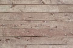 Old brown wooden fence background texture Royalty Free Stock Photo