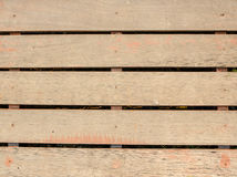 Old brown wooden floor texture for background Royalty Free Stock Image