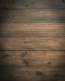 Old brown wooden planks Stock Photo