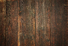 Old brown wooden texture Stock Image