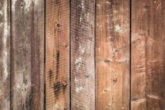 Old brown wooden wall Royalty Free Stock Photo