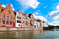 Old Bruges. Stock Photography