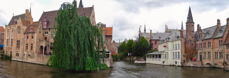 The old Bruges Royalty Free Stock Image