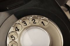 Old bt telephone Royalty Free Stock Images