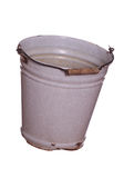 Old bucket Royalty Free Stock Photography