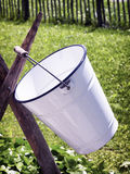 Old bucket Stock Photos