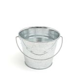 Old bucket Stock Photo