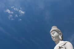 Old buddha Royalty Free Stock Photos
